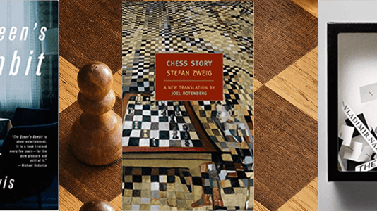 Chess Books for 2021